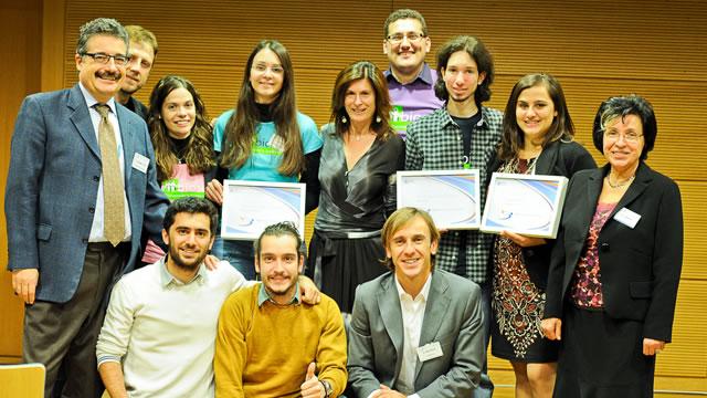 First EIB Social Innovation Tournament