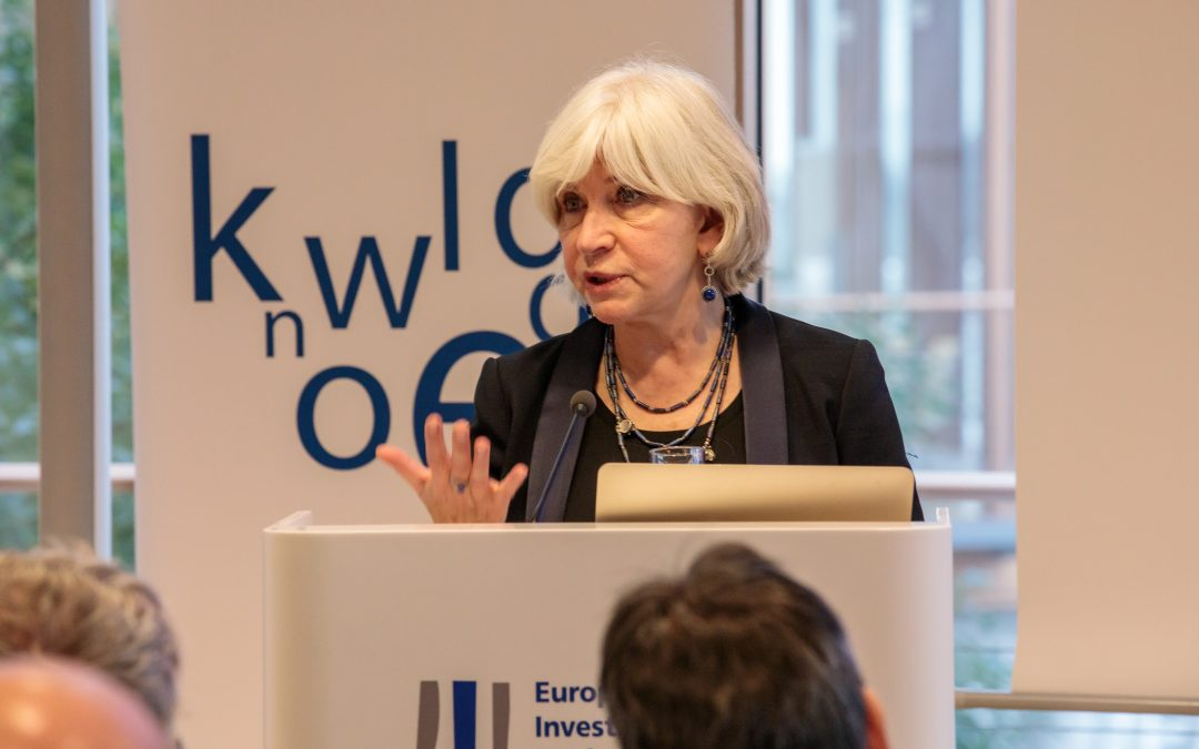 Laurence Tubiana on climate finance and politics