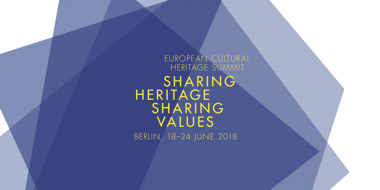 Institute participates in European cultural heritage summit