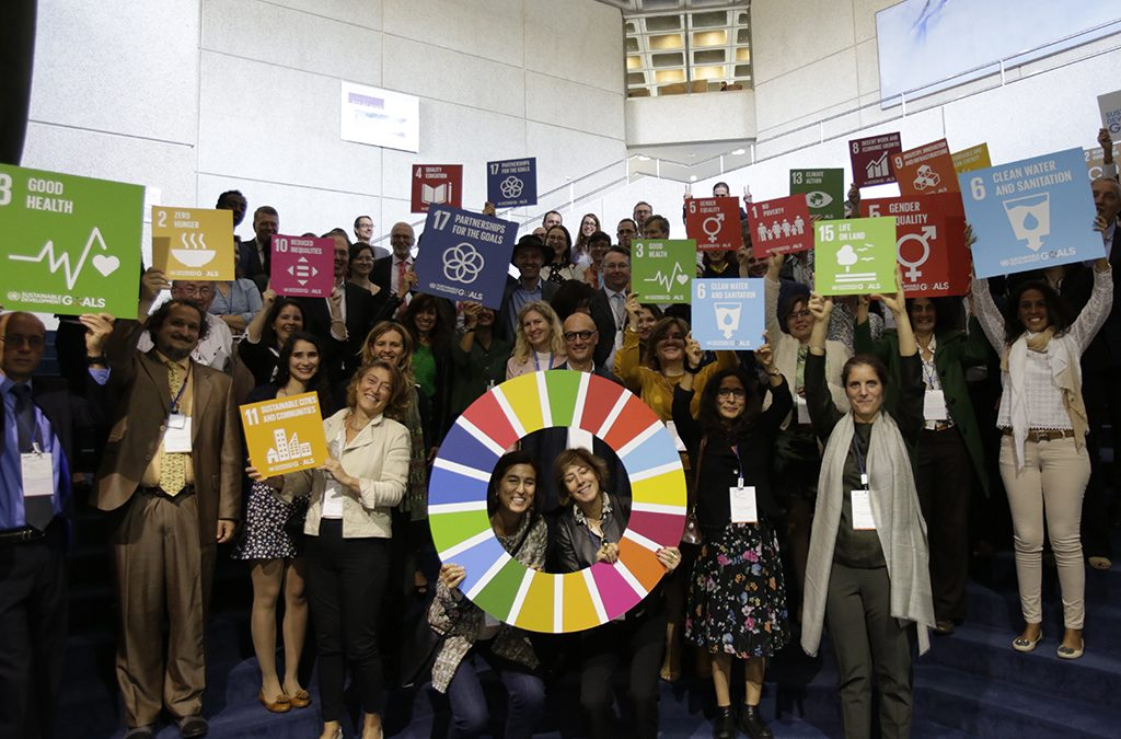 October Days 2018: Financing the SDGs