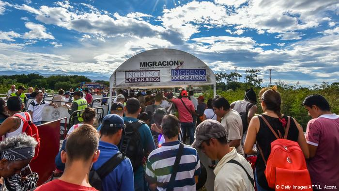 EIB donates EUR 250 000 to alleviate refugee crisis in Colombia