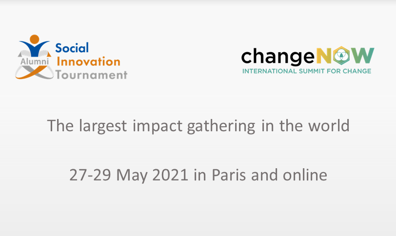 Solutions for the planet: EIB Group at ChangeNOW 2021 Paris